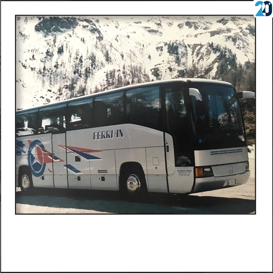 Mercedes O 404 Ferrian Photo