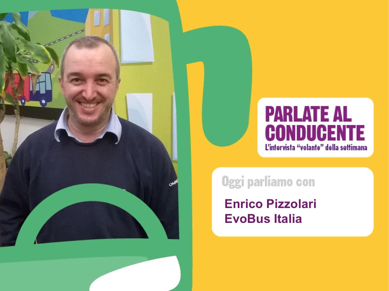 Enrico Pizzolari EvoBus
