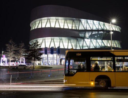 """""""La lunga notte dei Musei"""" al Museo Mercedes-Benz"""