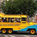Autobus Bizzatti. L'autobus anfibio