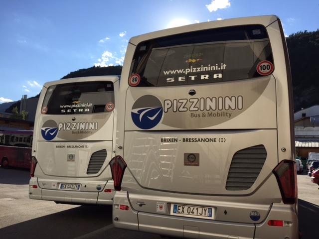 nuova consegna pizzinini la citt224 dellautobus