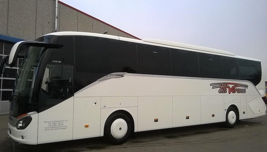 Nuova Consegna F Lli Verona La Citt Dell 39 Autobus