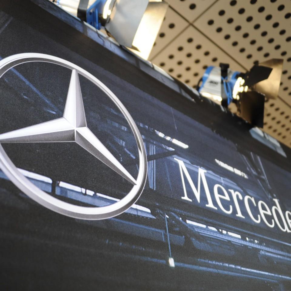 Stella mercedes-Benz