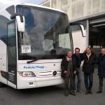 Consegna Tourismo a Pedicini Viaggi