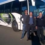 Consegna Mercedes Tourismo 11 K a Sabba