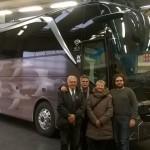 Consegna Setra a Savino Bus