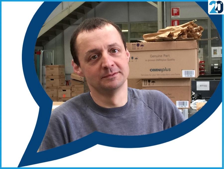 People Maurizio Schiassi EvoBus