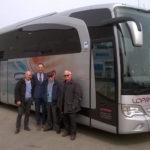 Consegna Mercedes a Lopraino