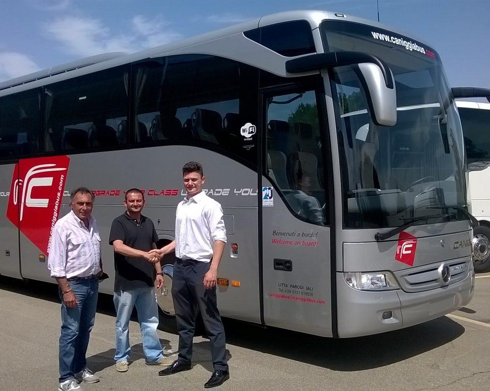 Caniggia Bus