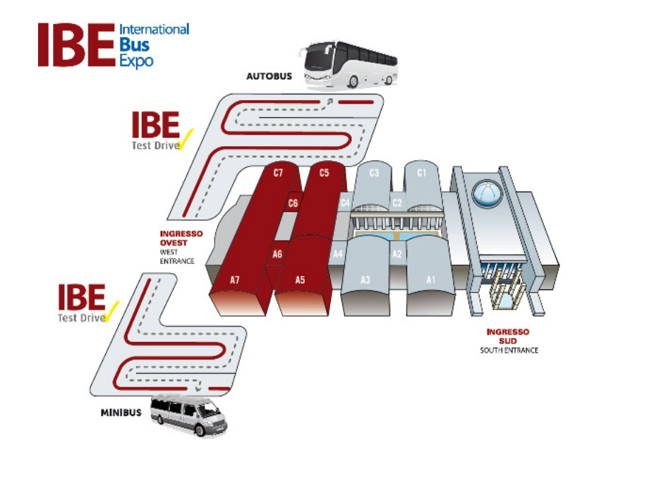 IBE Test Drive