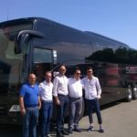 Martina Tour consegna Mercedes