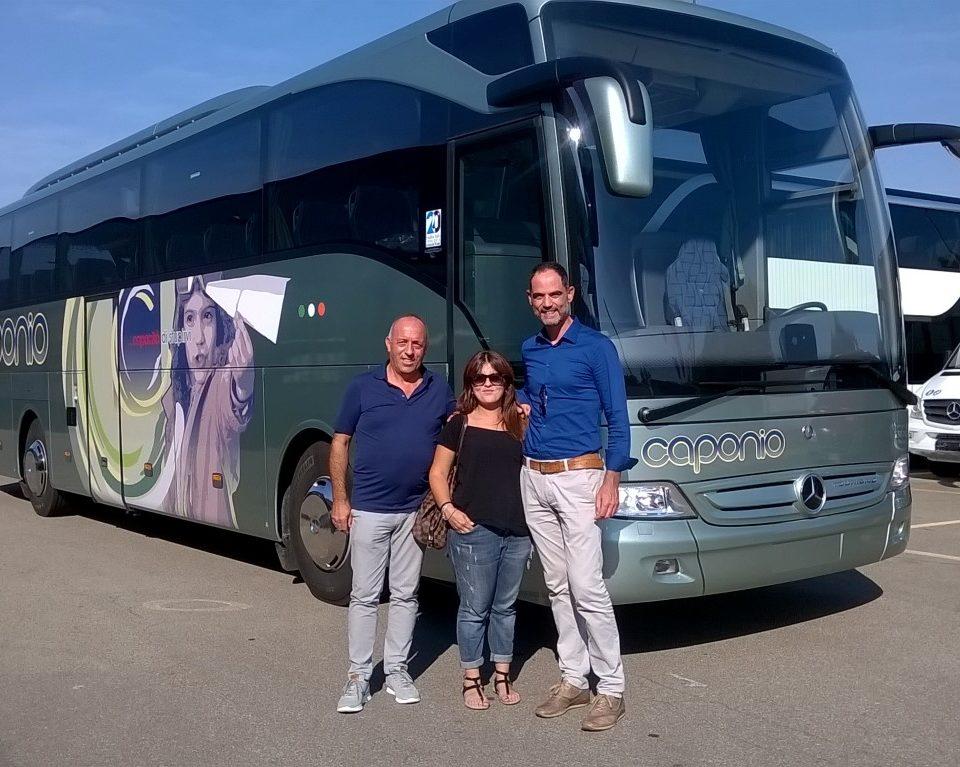 Caponio nuovo Tourismo 2016