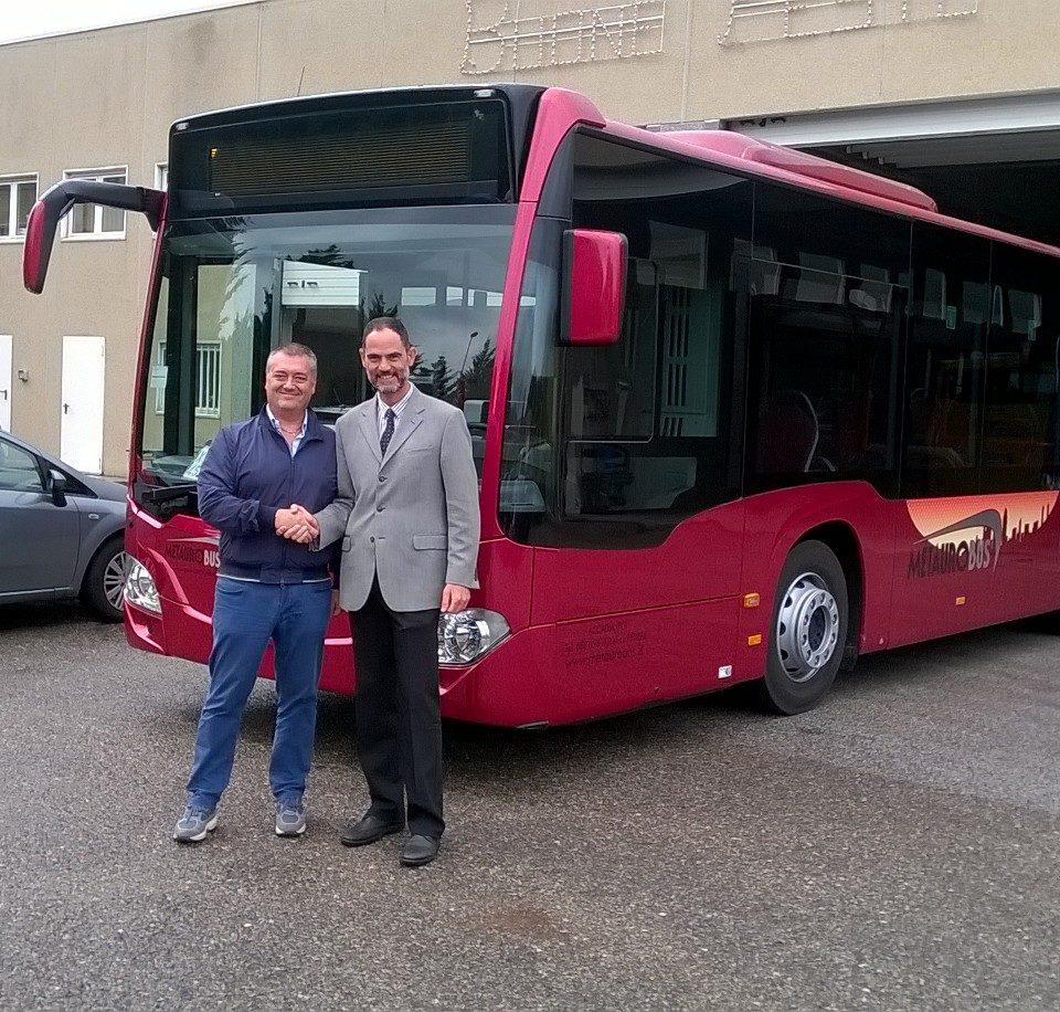 Tourismo K Metauro Bus