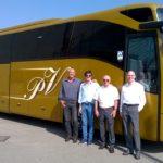 Cosegna Tourismo a Pini viaggi