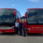 Consegna congiunta Setra e Mercedes a Eurobus