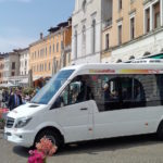 A belluno si viaggia in Mercedes. Consgna 2017 Sprinter City a Dolomiti Bus