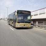 The Mercedes-Benz City Bus Citaro Solo.