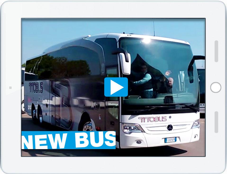 consegna 2017 Mercedes a Tito Bus