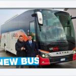 Consegna 2017 Setra a We Bus Travel