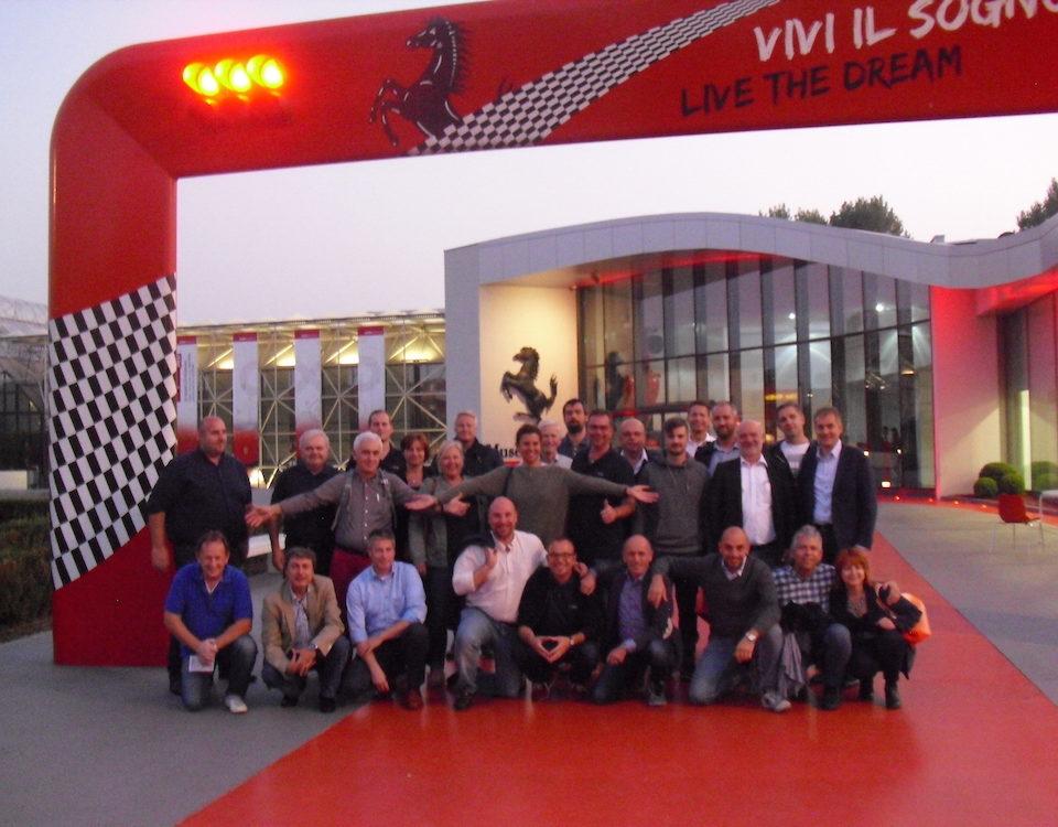 BusStore Team meeting Modena 2017