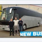 Consegna Setra 2017 Autonoleggio Sala