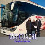 Consegna 2017 Setra a Principato Tours