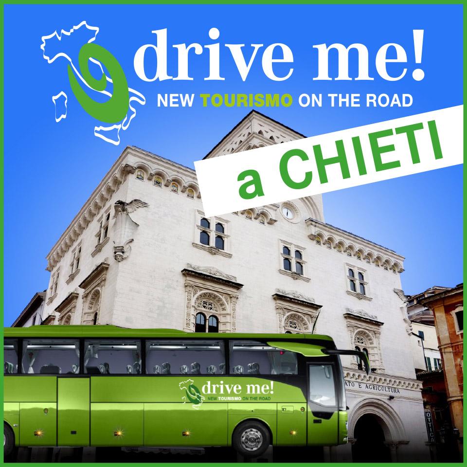 Drive me New tourismo road show seconda tappa chieti