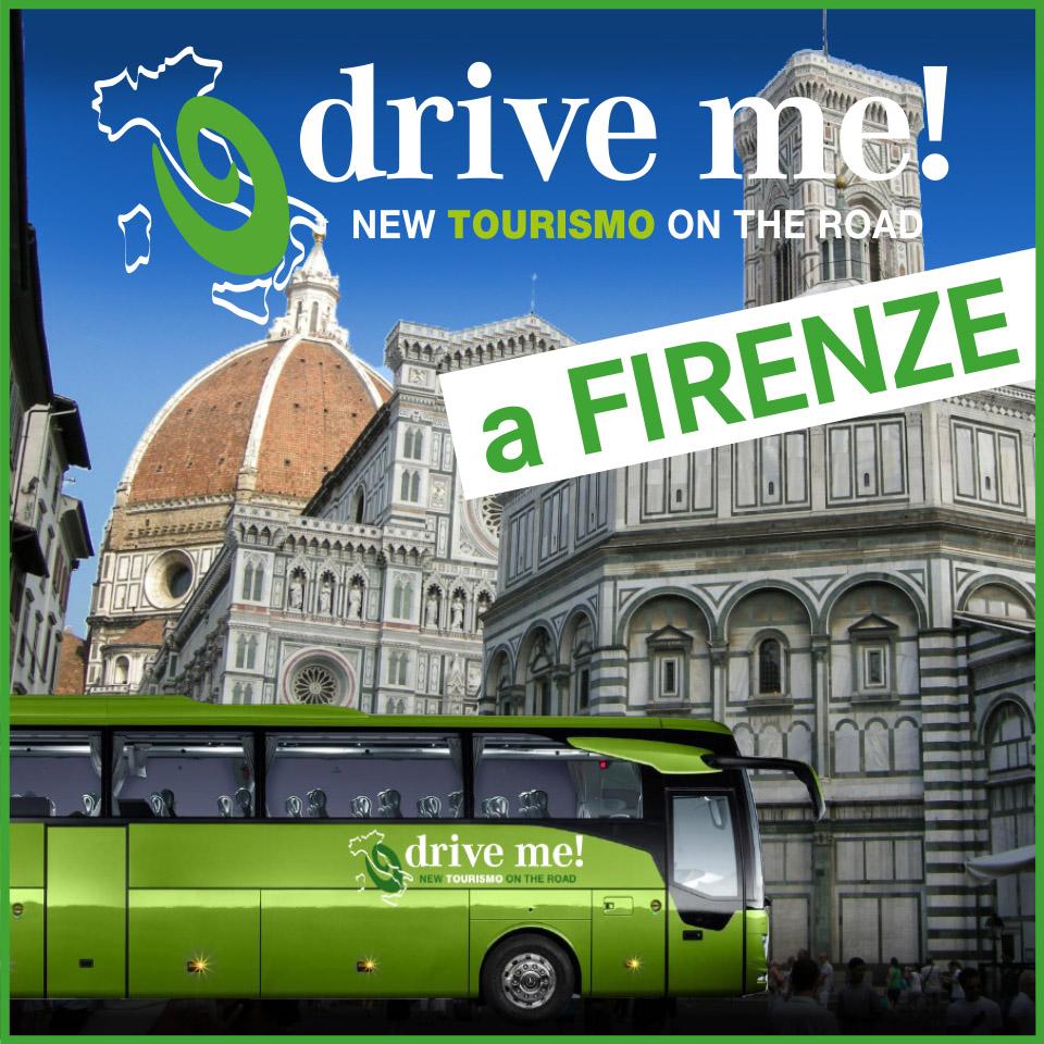 Drive me Tourismo Roadshow settima tappa Firenze