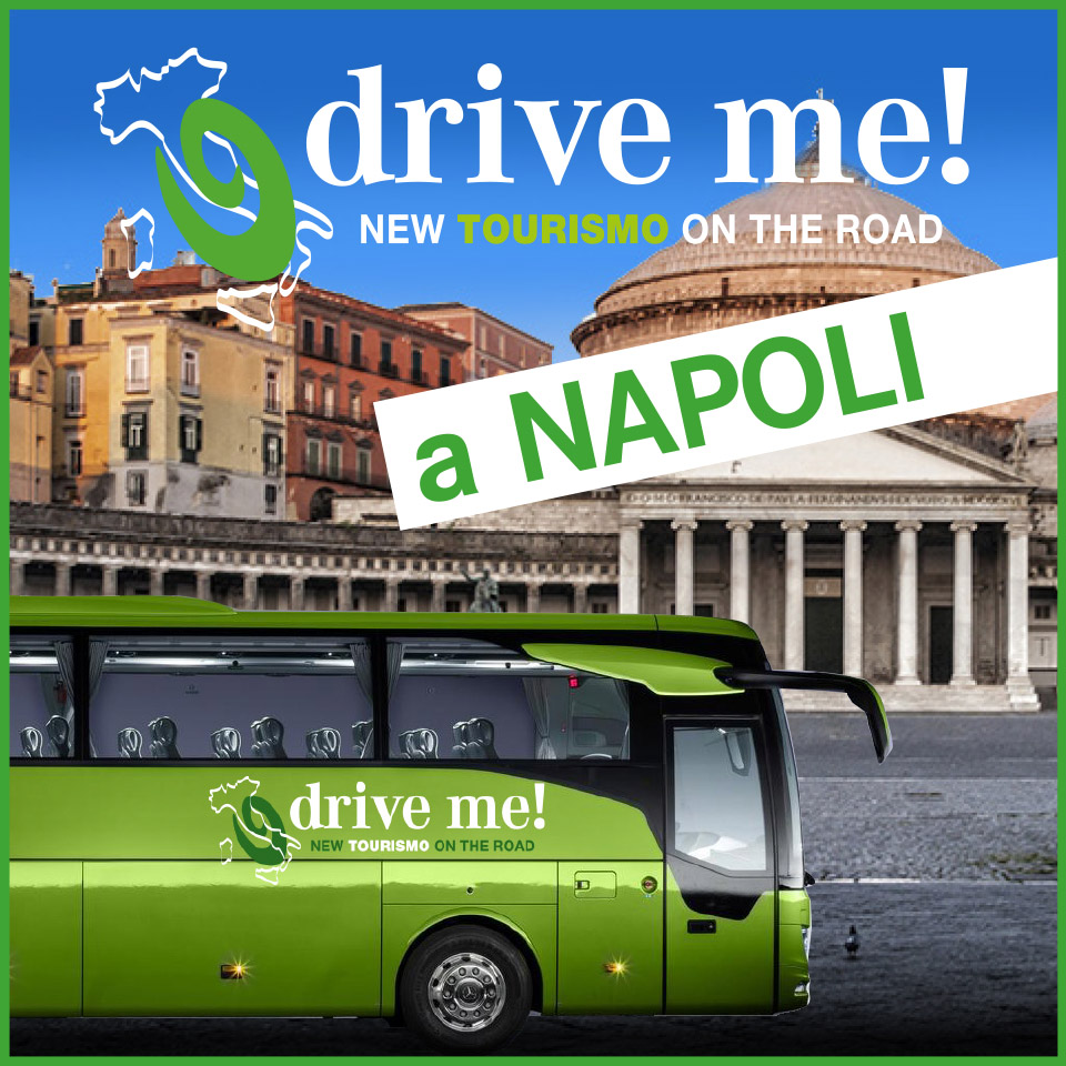 Drive me Tourismo Roadshow quinta tappa Napoli