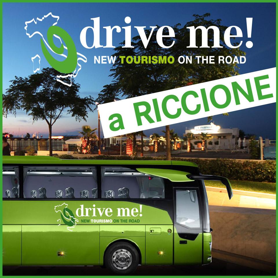 Drive me new tourismo roadShow prima tappa riccione