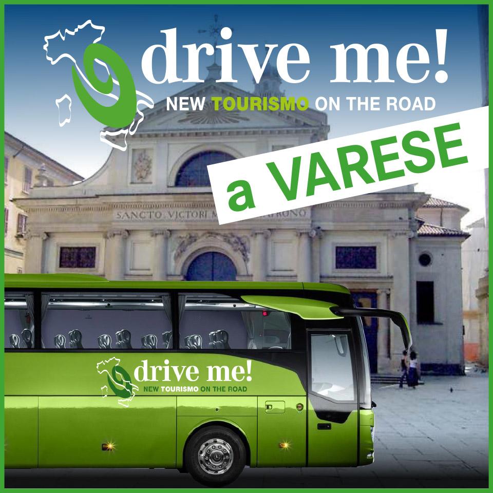 Drive Me Varese