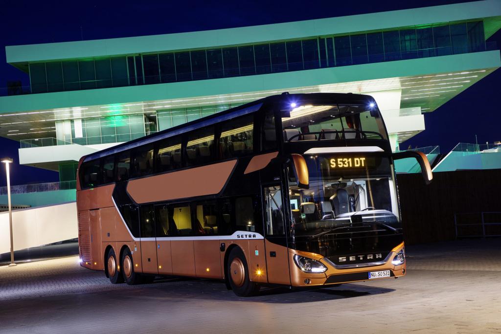 Setra S 531 DT TopClass 500