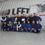 Il team di OMNIplus BusWorld Home di Monterotondo Roma