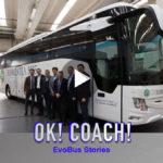 Consegna 2018 primo nuovo Tourismo a Florentia Bus