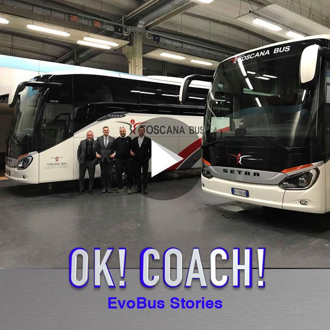 Toscana Bus consegna setra 2018