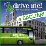 Drive Me Cagliari road show Tourismo 2018