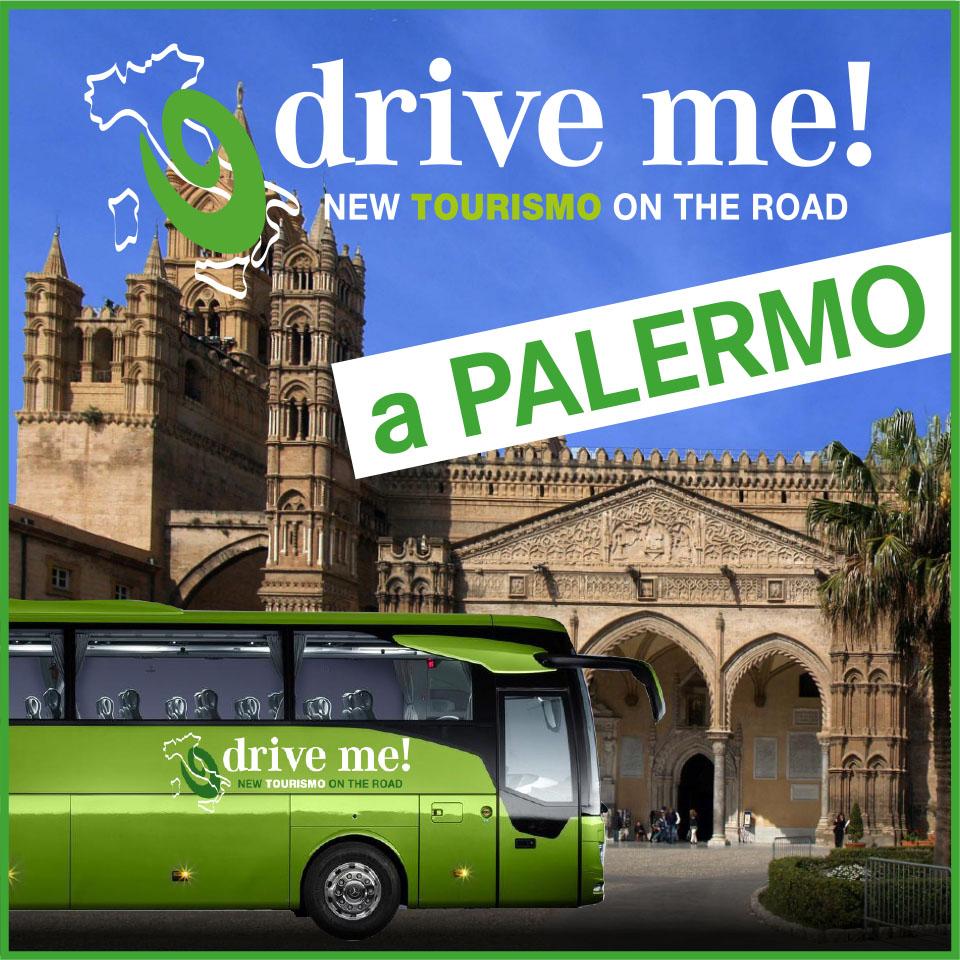 Drive Me Palermo