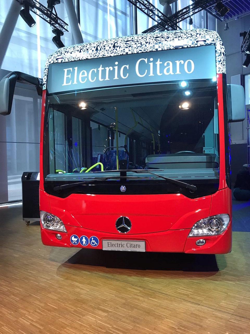 Electric Citaro
