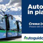 Consegna TPL 2018 a Crema per AutoGuidovie