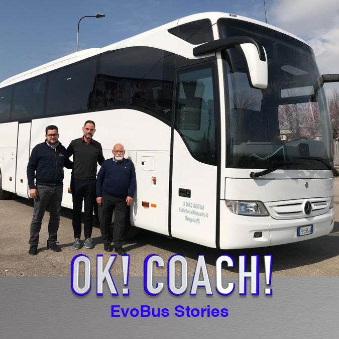 Consegna Mercedes 2018 Di Carlo Bus