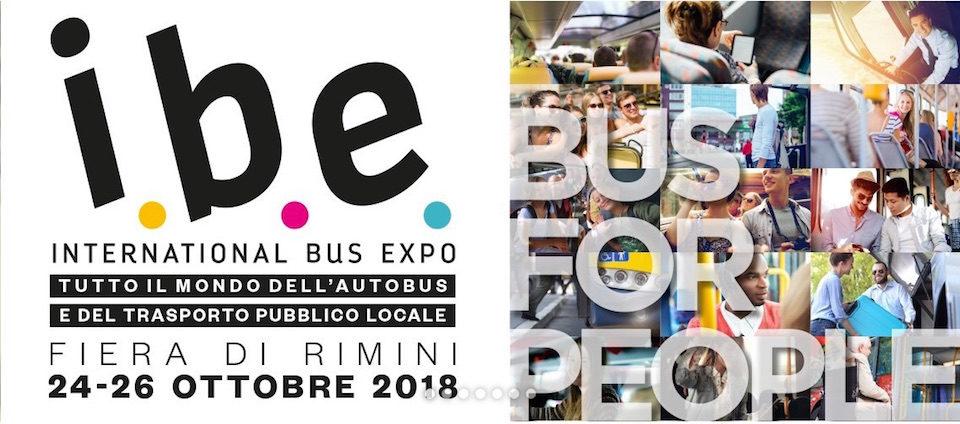 IBE 2018 logo