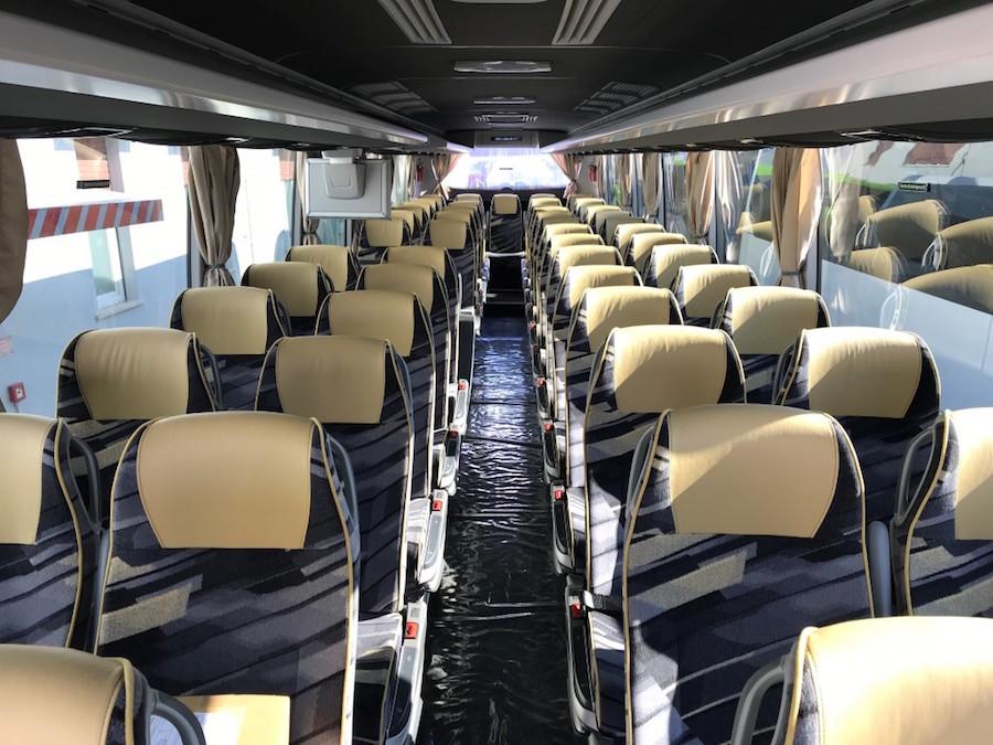 Interni Consegna Mercedes 2018 a Star Bus