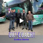 Consegna 2018 3 autobus Setra e Mercedes-Benz a Viaggi Granturismo di Fratelli Cella