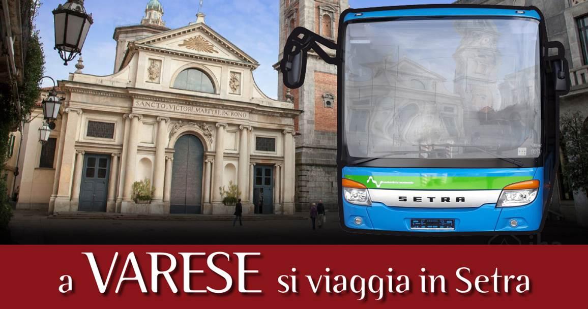 A Varese si viaggia in Setra