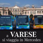 A Varese si viaggia in Mercedes