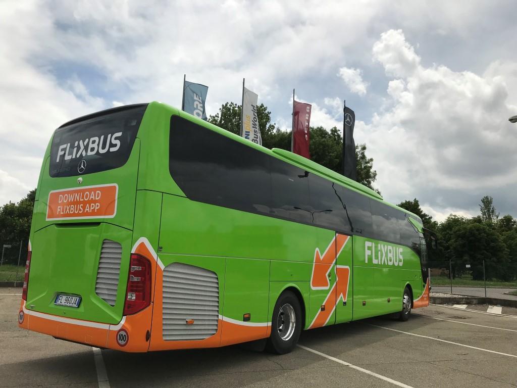 Consegna Mercedes 2018 a Cortina Express