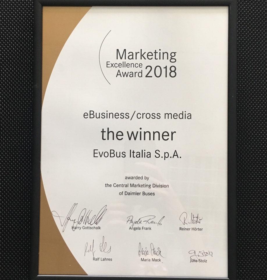 Mkt Award 2018