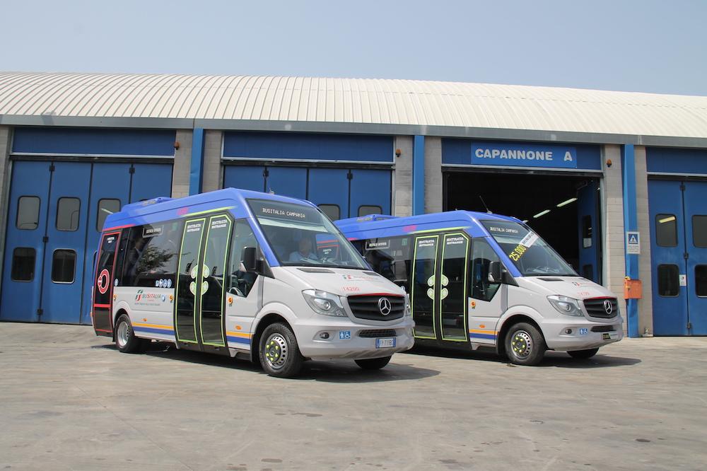 25000° Sprinter Mercedes-Benz consegnato a BusItalia