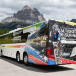 Setra Dolomiti Bus Mondiale Mountain Bike MArathon