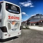 Savino viaggio a Capo Nord 2017 con Setra 516